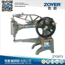 Zoyer simple aiguille cylindre lit chaussures réparation Machine (ZY 2973)
