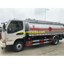 ЕАК 7000 литров дизельного топлива бензовозами