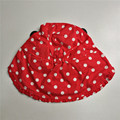 Adorable Baby Face Print Flap Cap
