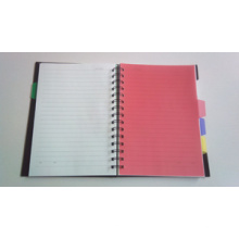 Journal mit Schloss PVC Spial Notebooks / A4 / A5 Notebooks