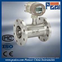 LWGY Liquid turbine oil flow totalizer meter