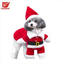 La robe chaude de partie d'animal familier chaud de gog de Noël d'animal familier d'animal familier porte des chandails