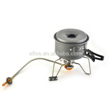 camping equipment mini gas stoves for camping