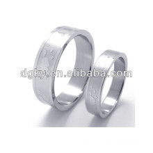 Stainless Steel Wedding Sets Rings Couple Ring Set
