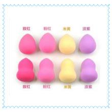 Éponges naturelles de haute qualité pour vendre une éponge ovale forme une éponge Puff/cosmétiques
