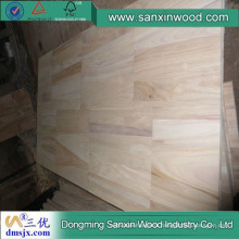 Paulownia Wood Panel Finger Jointed Adhesives