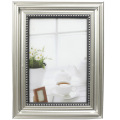 Silver With Dot Plastic Photo Frame In 20x25cm