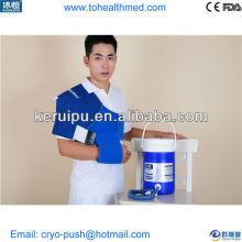Cryo-thérapie de compression