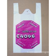 Vest Design Polyester Fold up Bag