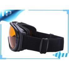 Winter Sports Black Adult OTG Custom Ski Goggles Elastic Ba