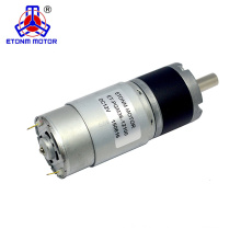 ET-PGM36 775 Permanent Magnet Gear Box 12v Dc Motor With Gear Reduction