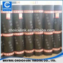Fackel angewendet APP modifizierte Bitumen wasserdichte Membran 3mm 4mm