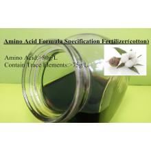 Aminoácido Fórmula Especificação Fertilizante (Algodão)