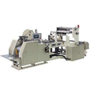 Machine de fabrication automatique de sacs en papier à haute vitesse CY-400