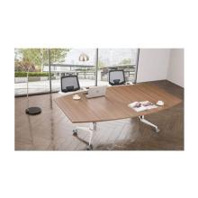 orizeal bateau forme moderne table de conférence pliable avec de haute qualité
