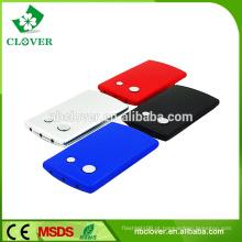 Lâmpada de cartão de presente grátis 3 LED mini lanterna de cartão de crédito plástico