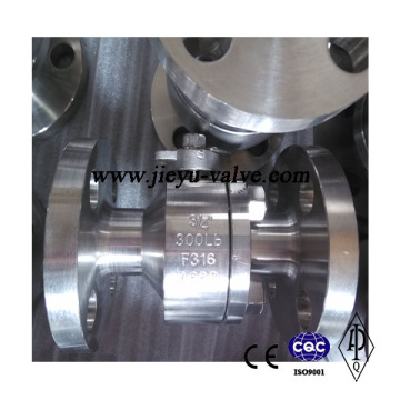 API Industrial Ss304 and Ss316 Ball Valve