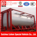 Iso Tank Containers for Hcl