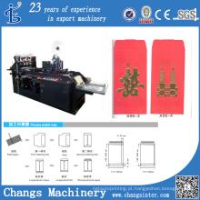 Envelope automático completo do bolso de Zf 150A que faz a lista de preços da máquina