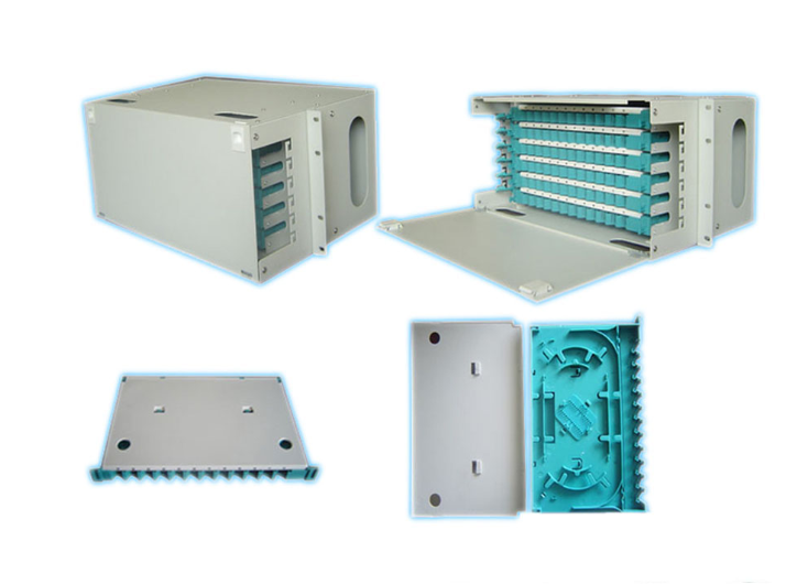 24 Port Optic Distribution Frame Odf
