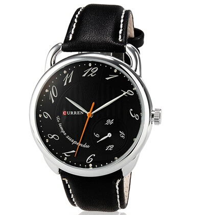 Curren Brand Genuine Leather Casual men's Watches