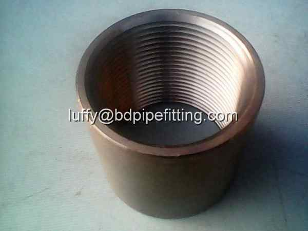 NPT Socket Full Coupling Stainless Steel