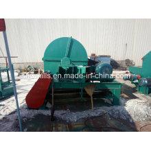 Máquina cortadora de madera de motor diesel