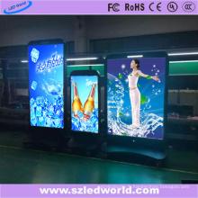 Panneau d'affichage à LED de la publicité P6