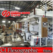Máquina de impressão do filme de psiquiatra do PVC / maquinaria / impressora / cabo flexível