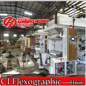 Máquina / maquinaria / impresora / flexión de la película del encogimiento del PVC