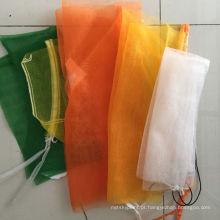 Sacos de embalagem de monofilamento de PEAD para frutas, vegetais, cebolas, batatas, lenha ...