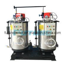 Chaudière à vapeur verticale à huile (50-300 kg / h)