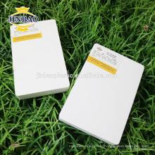 JINBAO 1220x2440 panneau blanc de mousse de PVC de panneau de 8mm pour le coffret