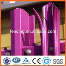 Hochwertige Villa Sicherheit Zaun Zink Stahl Zaun / Zaun Netting (Hersteller)