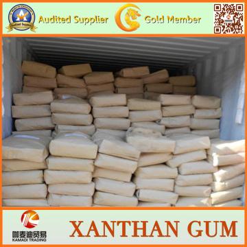 Grado de la comida de la goma de Xanthan, goma de Xanthan para el añadido alimenticio
