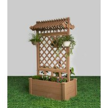 Composite Anti-termite Flower Shelf