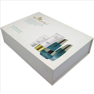 Rectangular High-grade Magnetic Suction Lid Cosmetic Box