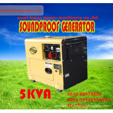 Hot Model Generator with CE ISO BV SGS 3-10kVA Silent Generator