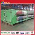 6 Tube Bundle CNG Filling Station Steel Cylinder CNG Container