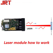 703A Digital mätinstrument Smart Laser Distance Sensor