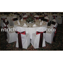 100%polyester chair covers,hotel/banquet chair covers