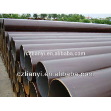 Hot Dipping ASTM A106 Big Diameter LSAW Steel Pipe