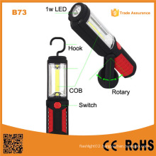 B73 New COB Muitifunction Magnetic LED Light Work Light