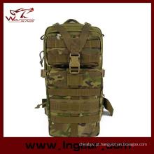 Tático Molle 600D Oxford tecido mochila mala de viagem