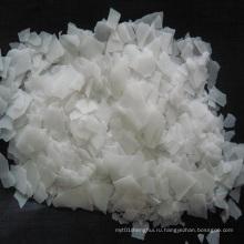 Китай Фабричная промышленность Марка 99% Хлопья / Жемчуг Каустическая сода с производством