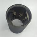 Mecanizado Hard Coat anodizado Aluminio
