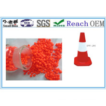 High Crystal! Plastic Combound Mateiral PVC for Wire Cable/PVC Traffic Cone Compound