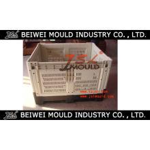 Moule de boîte de retournement en plastique industriel