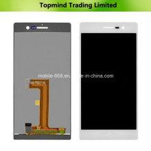 Nueva pantalla LCD original con pantalla táctil digitalizador para Huawei Ascend P7