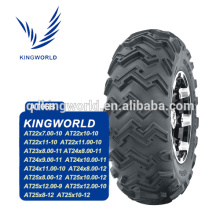 25 inch wheel diameter ATV tire